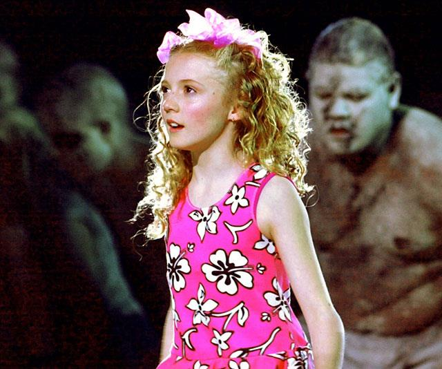 Nikki shot to fame as a child star after her performance at the Sydney Olympics in 2000.