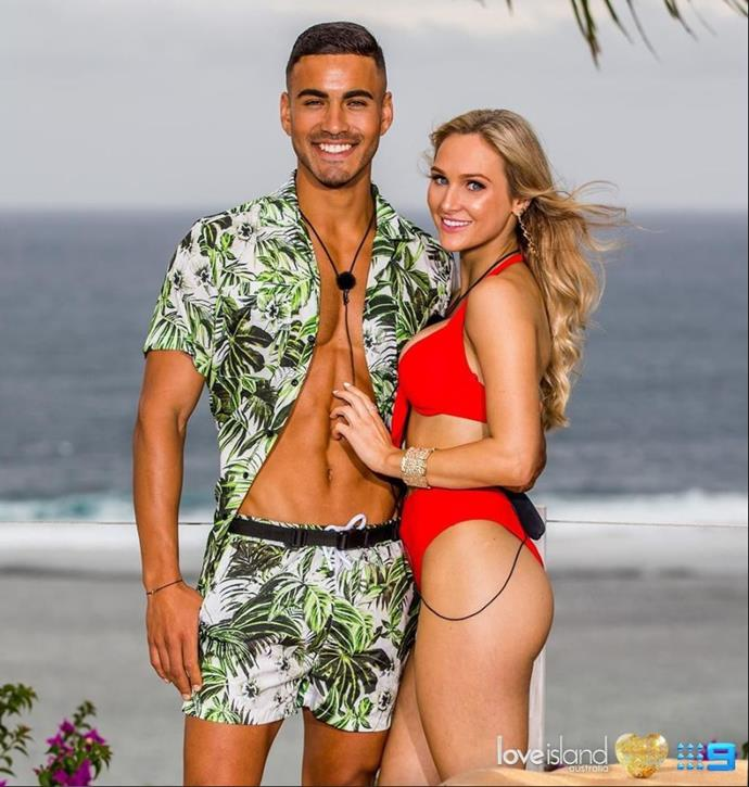 Maurice was taken with Jessie as soon as he saw her...and the two even sealed the deal with the first kiss of the season!