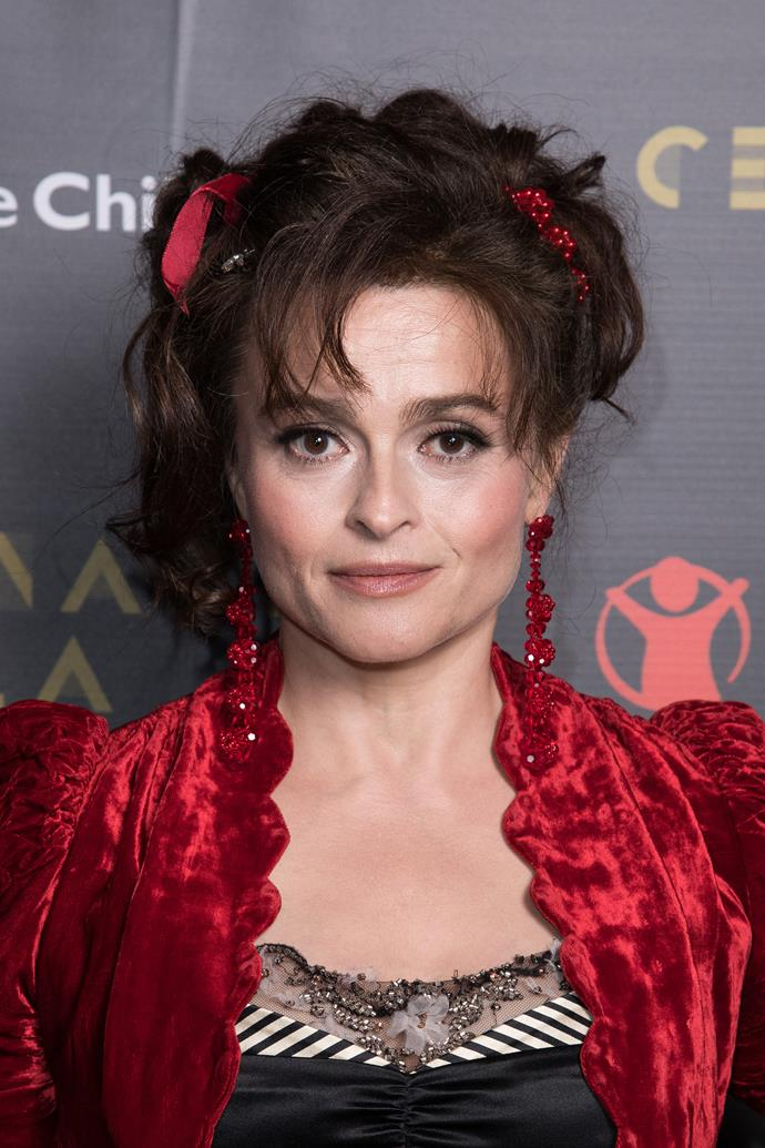 **Helena Bonham Carter plays Princess Margaret** <br><br> An English icon and pure and undisputed talent, Helena Bonham Carter is best known for her quirkier roles in *Alice in Wonderland*, *Charlie and the Chocolate Factory* and who could forget her chilling performance as Bellatrix Lestrange in the *Harry Potter* films?