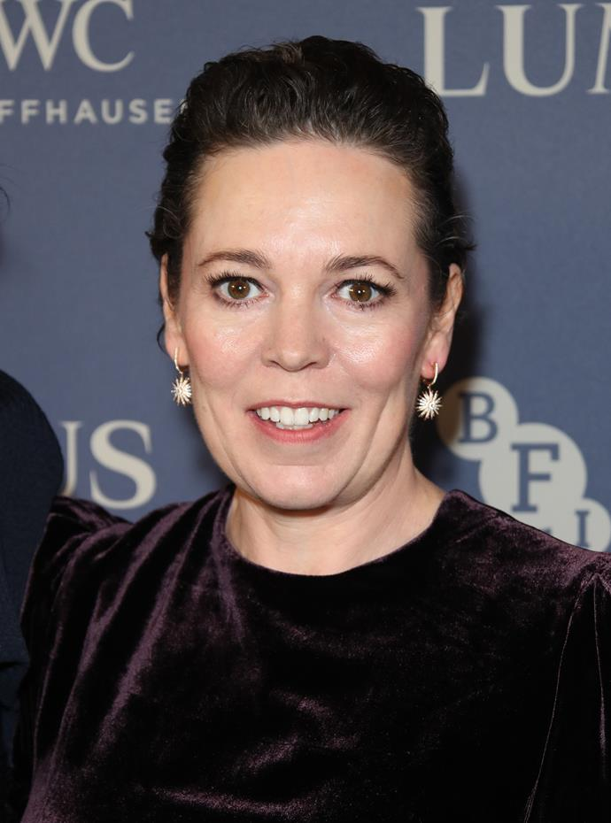 **Olivia Colman plays Queen Elizabeth** <br><br> The heavenly Olivia Colman will be known to many already with her appearances in a number of award-winning movies and television shows. She even won an Oscar of her own in *The Favourite*, as well as putting on a kick-ass performance in the riveting British mini-series *Broadchurch*.