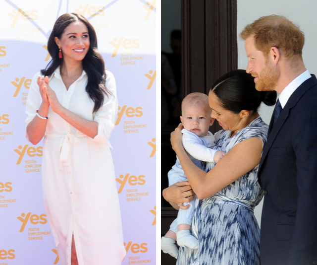 **Duchess Meghan, Duchess of Sussex** <br><br> It's hard enough to be in the public eye, but to raise a newborn when the world is watching your every move? Brutal. But actress-turned-royal Meghan Markle has done just that. She's raising little Archie alongside Prince Harry with grace while still managing to squeeze in all her royal and philanthropy duties.