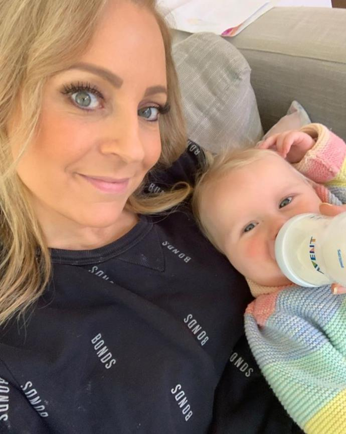 "**Carrie Bickmore, TV host** <br><br> This mum-of-three proves it's possible to have a successful career while raising children at the same time. Carrie is also super open when it comes to sharing special moments with her kids. In a recent column in *[Stellar Magazine](https://www.dailytelegraph.com.au/lifestyle/stellar/how-to-explain-death-to-your-threeyearold/news-story/39947f9be1a0ff94c2f96df3e6c34112|target=""_blank""