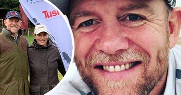 Mike Tindall opens an Instagram with a bunch of candid selfies | Australian Women's Weekly