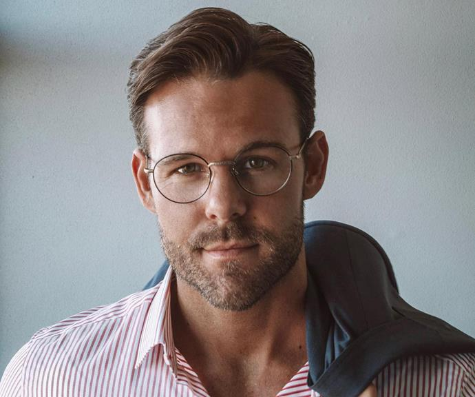 How good does he look with glasses tho?!