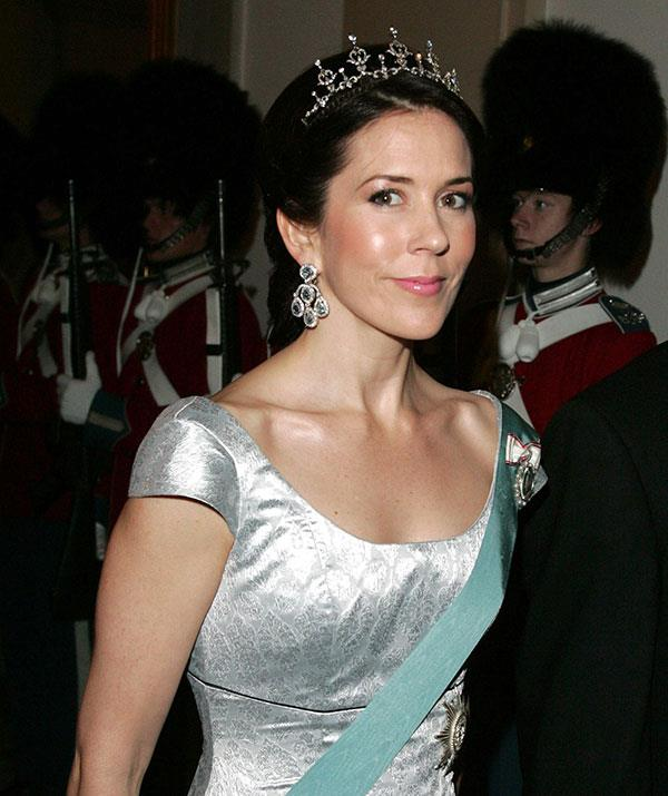 The princess is admired by all and held in high regard by the Danish monarchy.