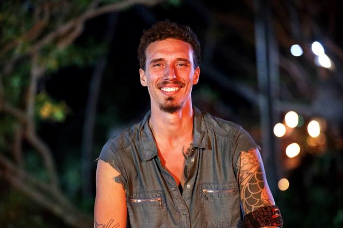 Luke Toki placed fourth in *Australian Survivor: Champions vs Contenters.*