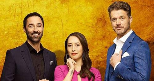 MasterChef Australia judges Jock Zonfrillo, Melissa Leong and Andy Allen | TV WEEK