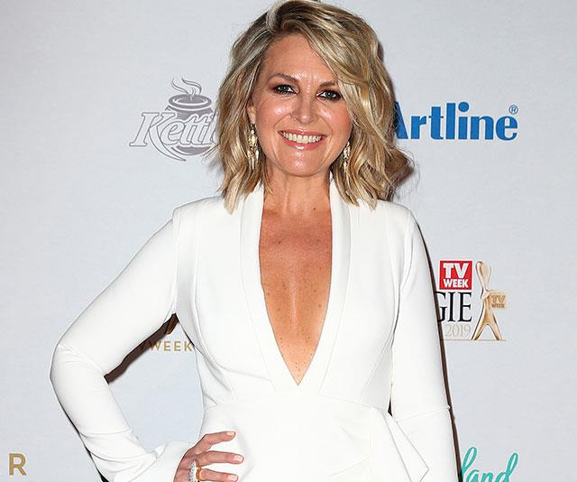 Georgie Gardner (pictured) knows network bosses are tempted.