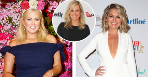 Sam Armytage and Georgie Gardner's fears for their jobs   Woman's Day