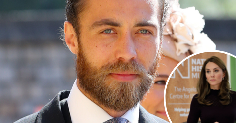 James Middleton attended therapy with Duchess Catherine | Australian Women's Weekly