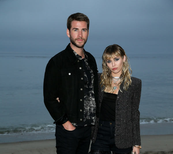 Liam and Miley announced their split in August 2019.