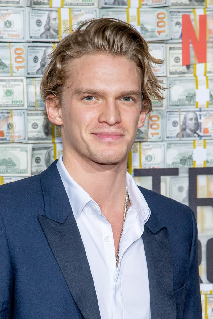 **CODY SIMPSON** <br><br> Why we think it's Cody: The singer and former swimming champ who excelled in butterfly was raised on the Gold Coast, He's now the UN Development Program advocate for oceans.
