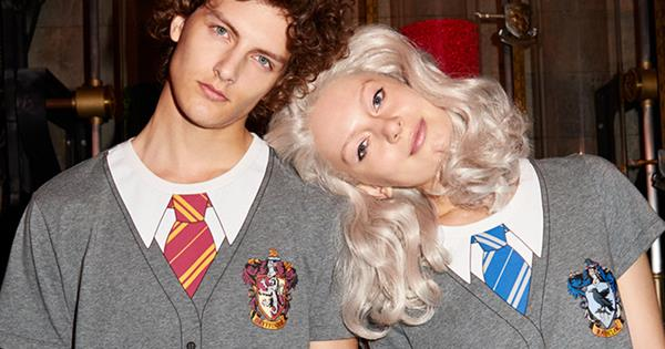 Peter Alexander launches Harry Potter-themed Off To Howarts pyjama collection | Now To Love
