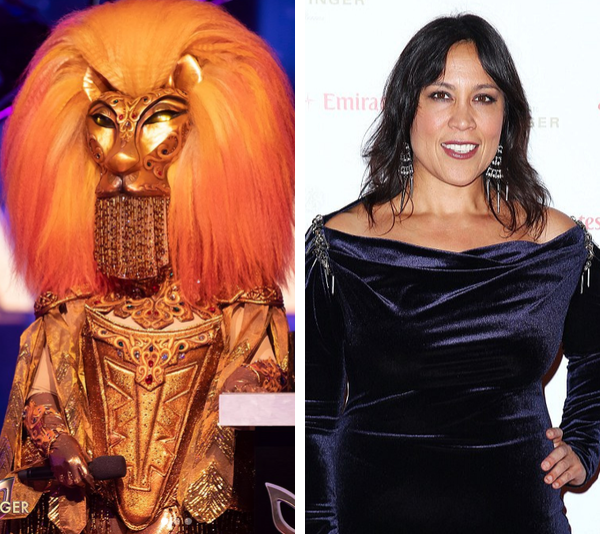 The Lion has been unveiled as Aussie singing sensation **Kate Ceberano**!