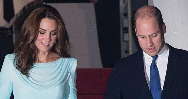 Kate Middleton & Prince William arrive in Pakistan | Australian Women's Weekly