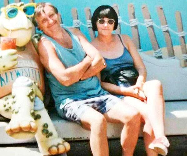 Me and Alan.
