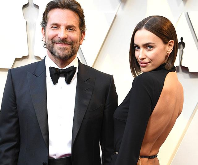 **Bradley Cooper and Irina Shayk** <br><br> In June,  it was revealed genetically blessed US stars Bradley Cooper and Irina Shayk had gone their separate ways after months of speculation.