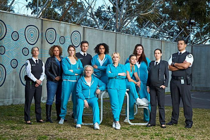 Wentworth returns for two more seasons!