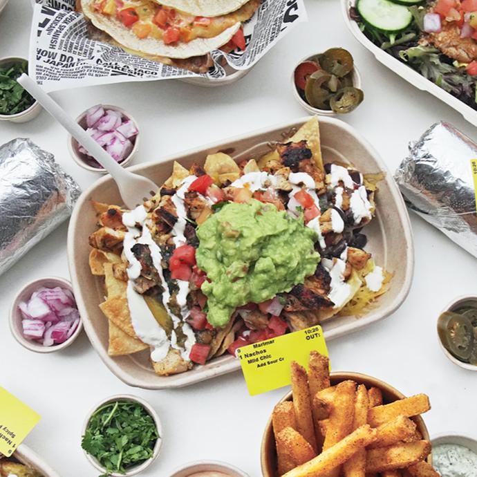 Guzman y Gomez (GYG), has officially transitioned to a 100 percent Clean food menu.