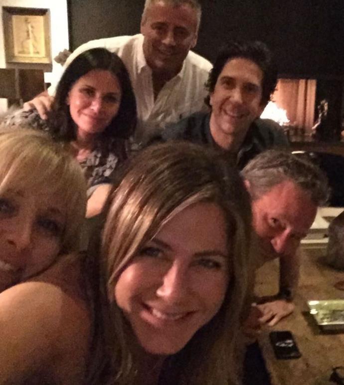 The gang's back together!
