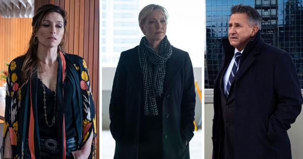Star-studded cast join Rebecca Gibney in HALIFAX: Retribution | TV WEEK