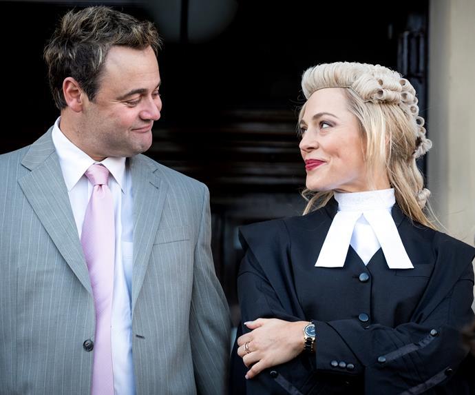 Gyton Grantley and Ella Scott Lynch in *Informer 3838.*