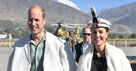 Prince William and Duchess Catherine follow in Princess Diana's footsteps in Pakistan | Australian Women's Weekly
