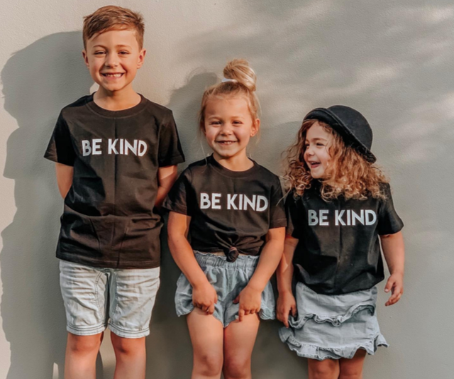 Kind is Cool donates $2 from every item to support Bully Zero.