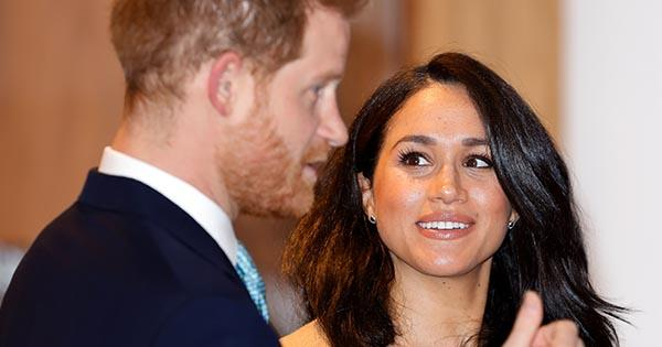 Prince Harry tells Meghan Markle she looks amazing at WellChild Awards | Australian Women's Weekly