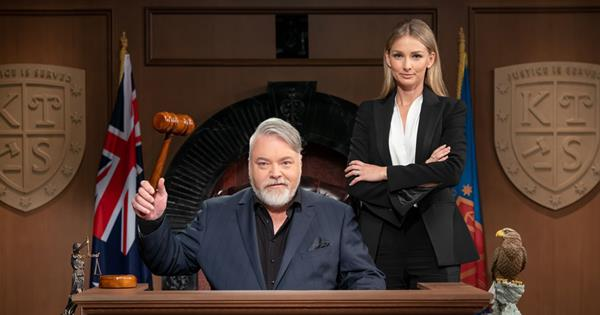 Anna Heinrich on working with Kyle Sandilands on Trial By Kyle | TV WEEK