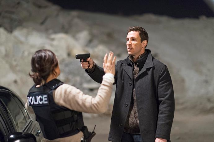 "William Lewis confronts Olivia in 2014 episode ""Beast's Obsession"""