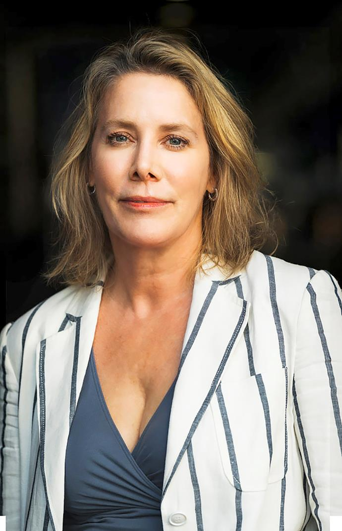 Executive producer and writer Julie Martin.