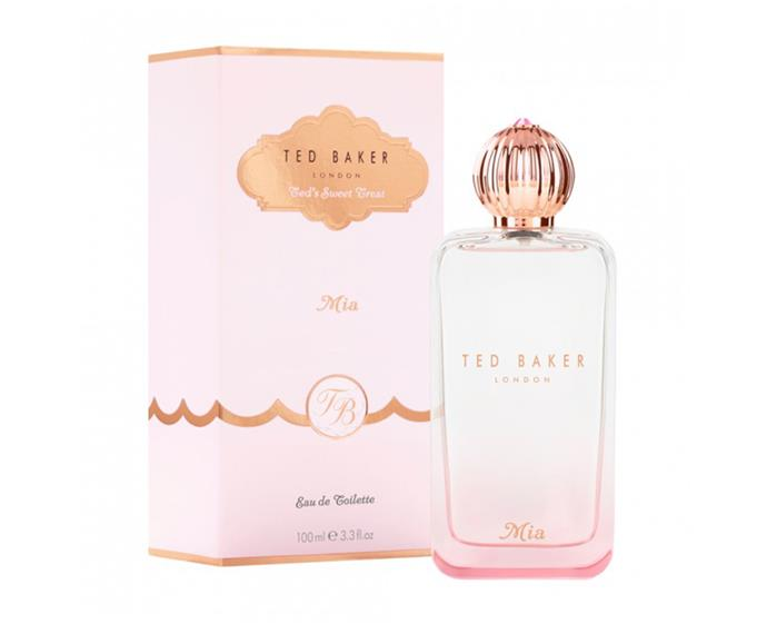 "**Ted Baker Sweet Treats Mia EDT 100mL, $79 at [Priceline](https://www.priceline.com.au/ted-baker-sweet-treats-mia-edt-100-ml|target=""_blank""