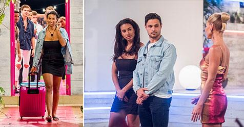 Why Love Island's Phoebe doesn't want to watch herself on the show   Now To Love