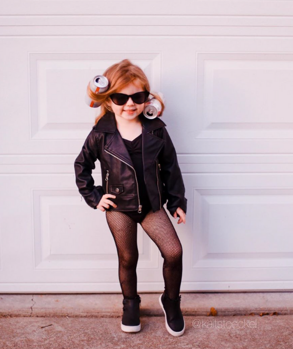 **Lady Gaga:** Let your little rockstar shine by dressing them up as iconic stars like Gaga.
