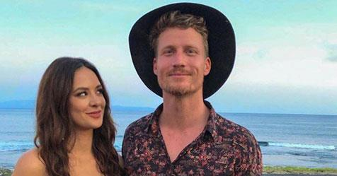 Former Bachelor Richie Strahan has a new girlfriend   NW