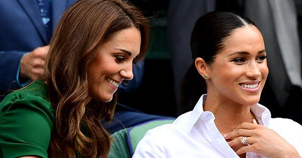 Kate Middleton and Meghan Markle's skincare product was smuggled into Kensington Palace   OK! Magazine