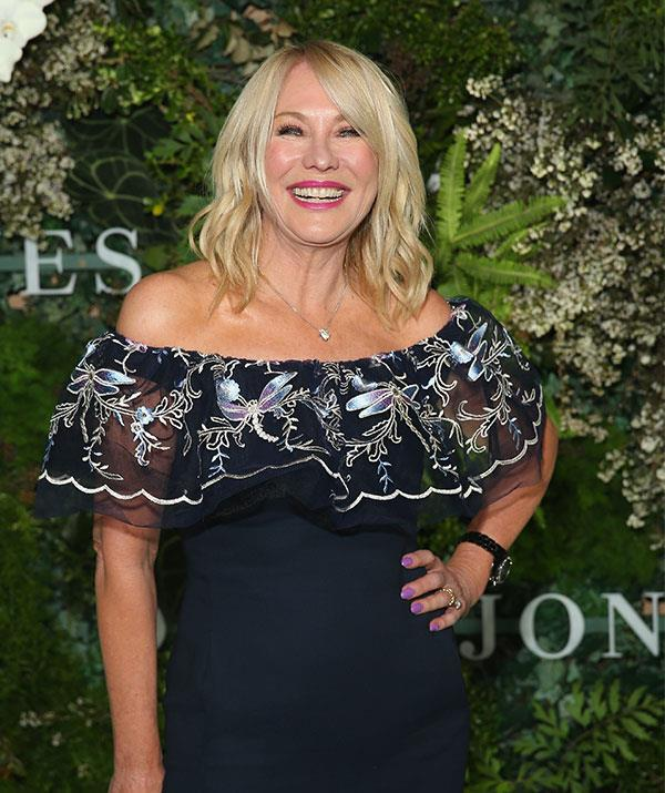 """Former *Midday* host Kerri-Anne Kennerley says Mel is """"very capable"""" of hosting the show."""