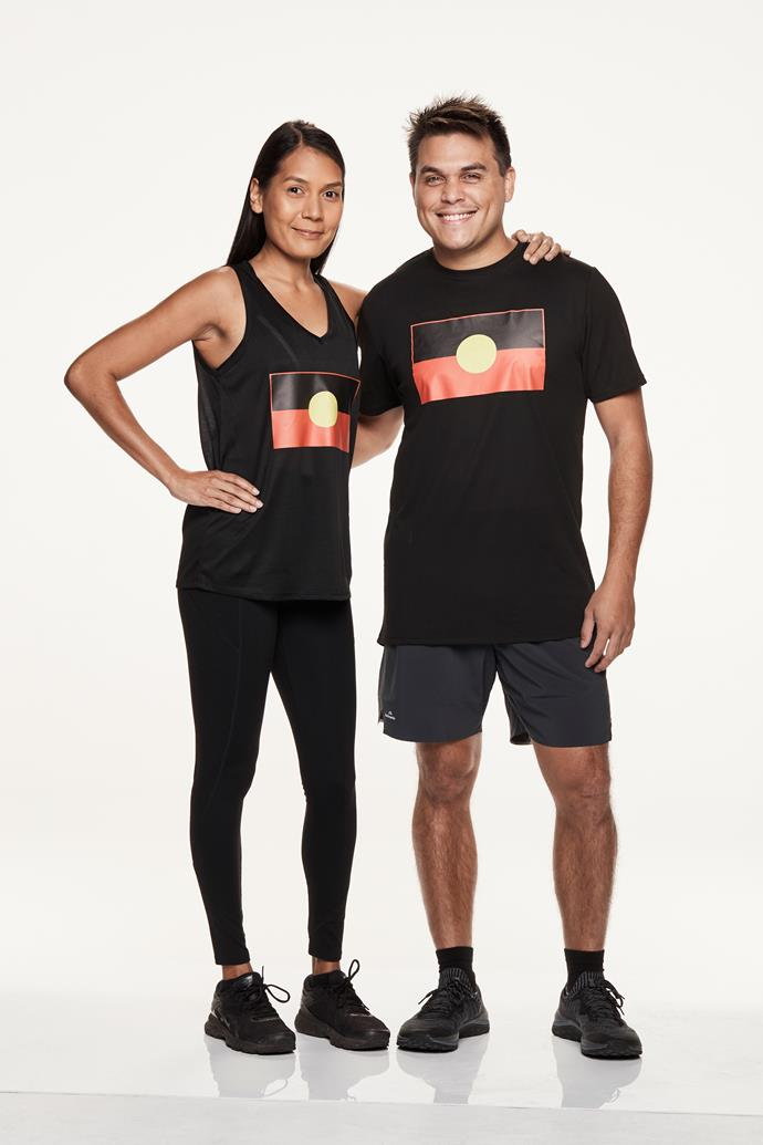 **DEADLY DUO: JASMIN, 30, & JEROME, 30** <br><br> This Indigenous couple from the Top End have the resilience and mental strength to get them to the finish line.