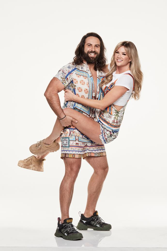 **LUXE TRAVELLERS: SID, 26, & ASH, 30** <br><br> This couple from Sydney's Bondi prefer travelling lavishly, but have no problem using their grit and wits to win.