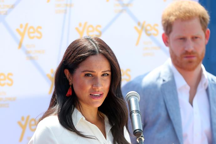 Meghan and Harry are taking a well-earned break from the spotlight in November.