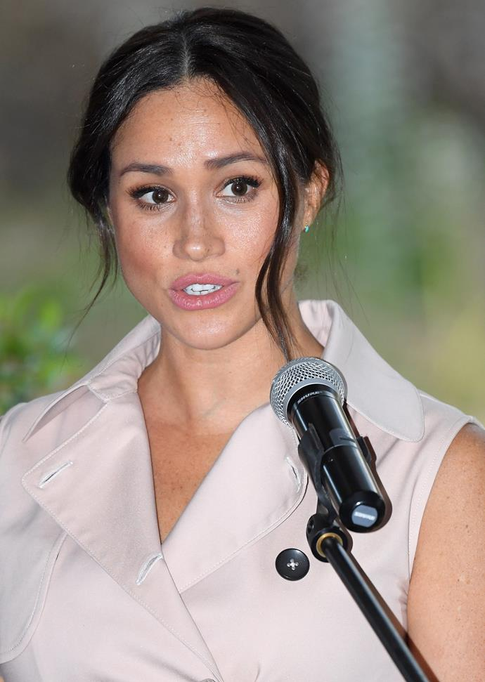 Meghan let loose in a raw, honest and heartbreaking interview.