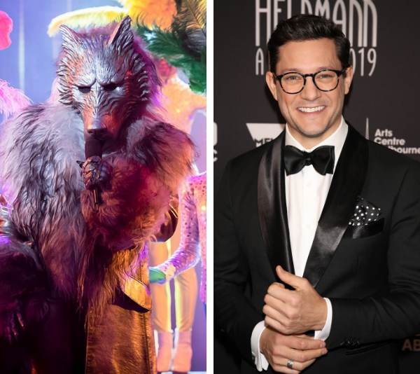 "The Wolf and runner-up of *The Masked Singer* has been unveiled as Aussie TV personality and star of the stage, [**Rob Mills**](https://www.nowtolove.com.au/search/rob-mills|target=""_blank"")!"
