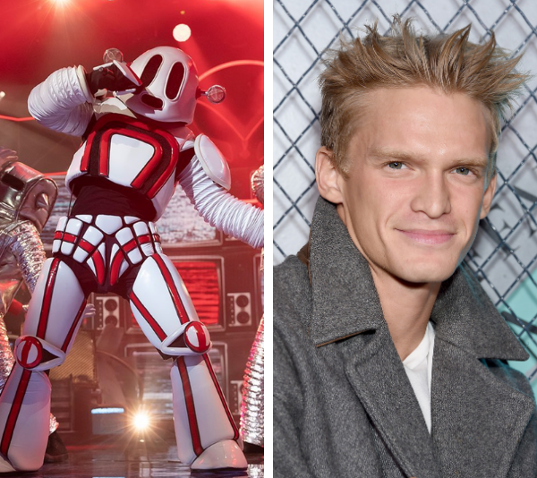"The Robot and the winner of *The Masked Singer* has been unmasked as pop sensation [CODY SIMPSON](https://www.nowtolove.com.au/tags/cody-simpson|target=""_blank"")!"