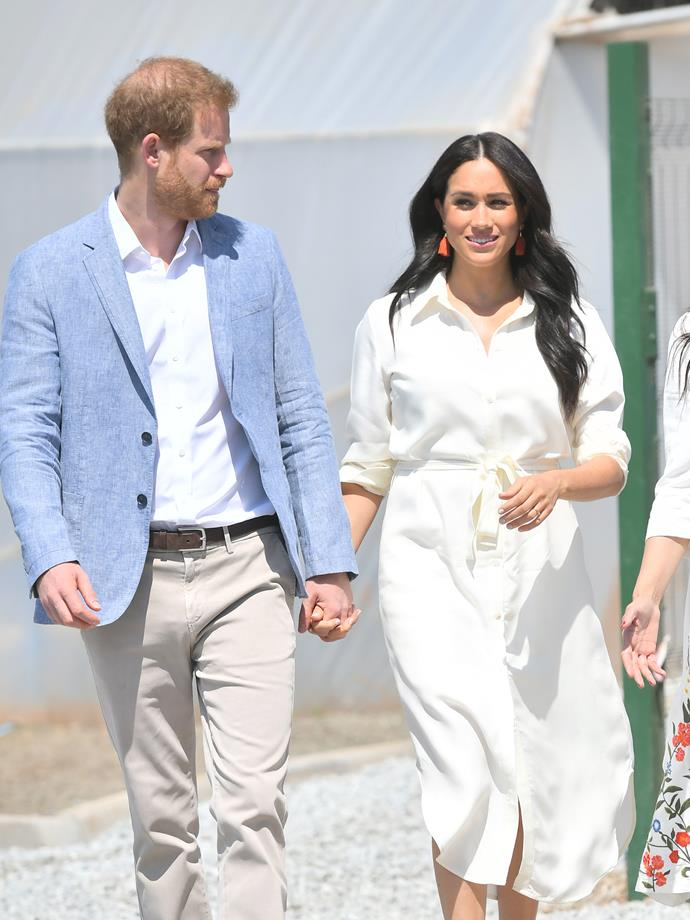 Prince Harry and Meghan Markle opened up like never before in the new ITV documentary.