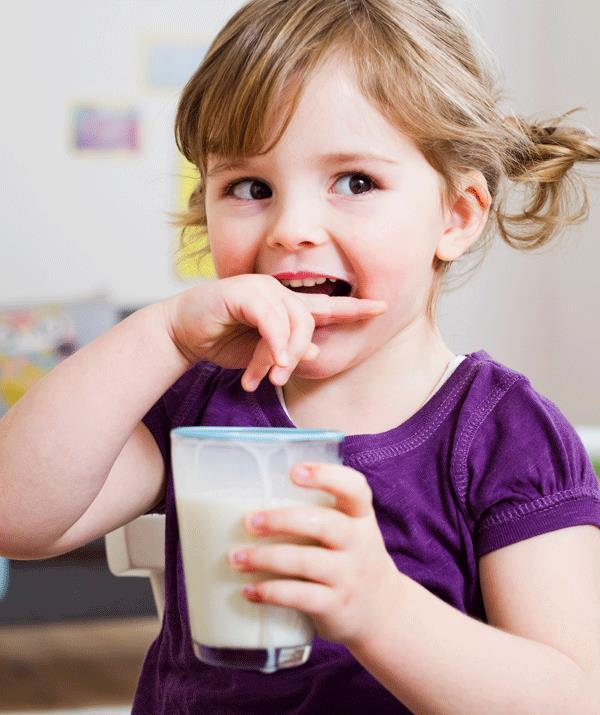 Your child's diet can play a huge role in their gut health.