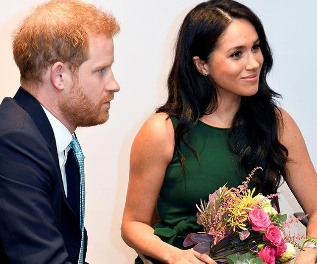 Harry and Meghan are planning to take six weeks off starting in mid-November.