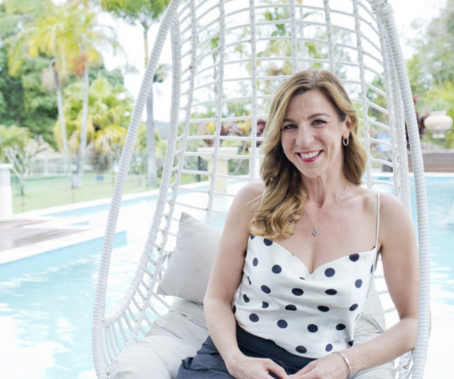 Emma Lovell is a mum, Founder of CoziGo and a family travel expert.