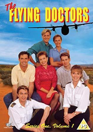 *The Flying Doctors* was a fan-favourite back in the 80s and 90s.