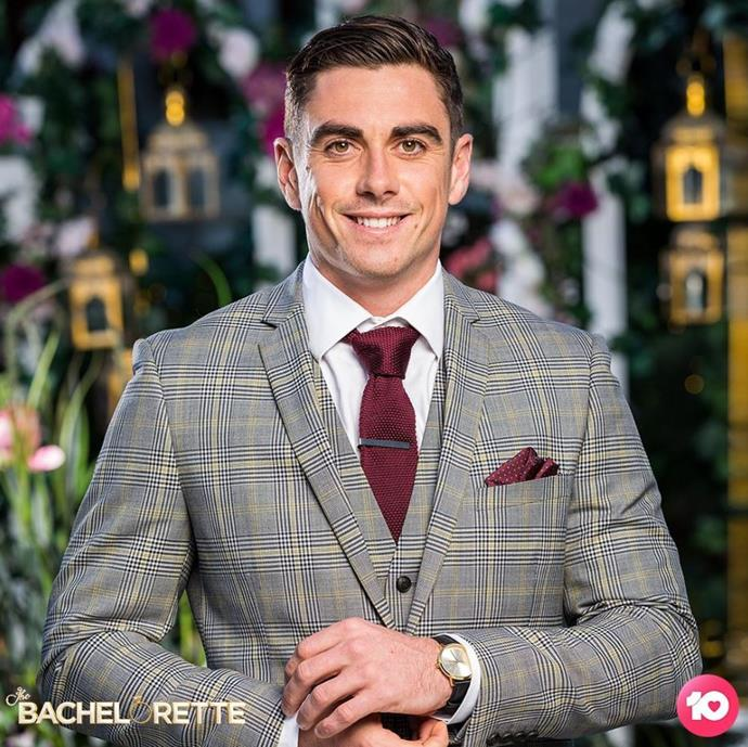 "**EPISODE FIVE:**  <br><br> You're comedic chops weren't up to snuff, and no amount of getting naked could save you, [**SCOT FULLER**](https://www.nowtolove.com.au/reality-tv/the-bachelorette-australia/bachelorette-jamie-doran-intense-59941|target=""_blank""). Maybe stick to your day job?"